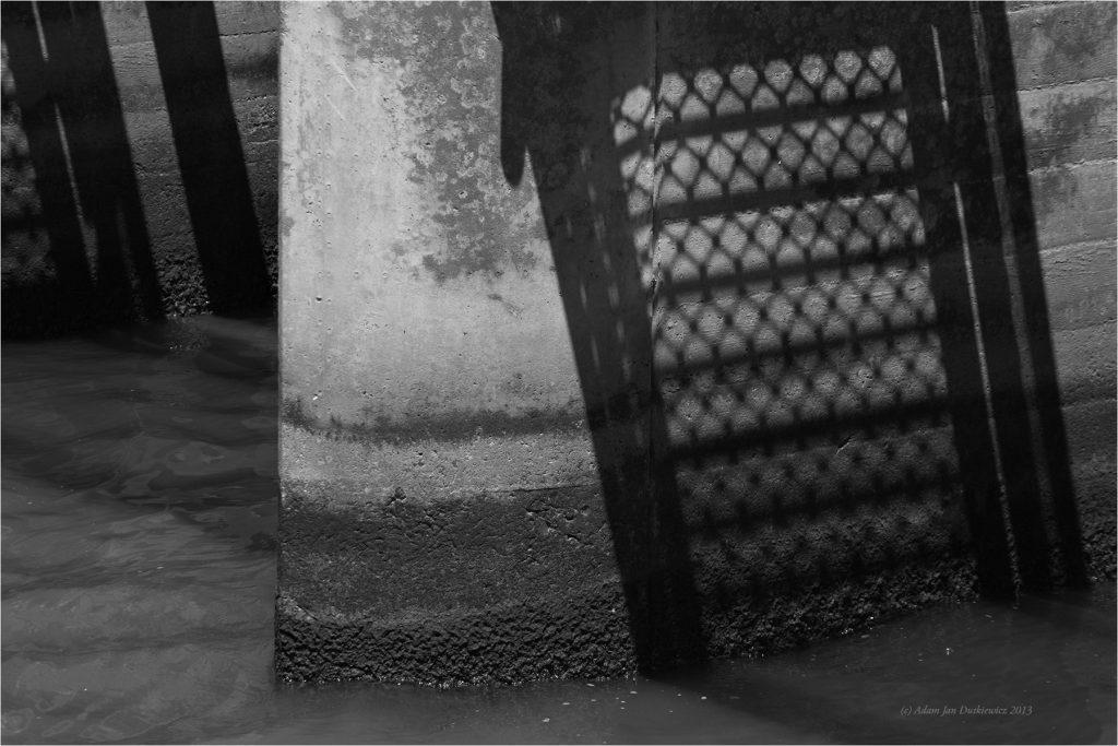 Detail, Goolwa Barrages